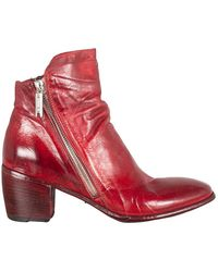 LEMARGO Boots - Rot