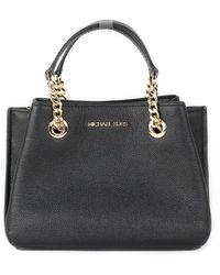 Michael Kors Small Messenger Handbag - Zwart