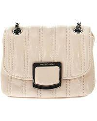 Longchamp Cross Body Bag - Naturel