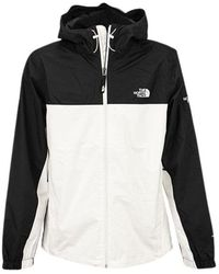 The North Face Wind Jacket - Wit