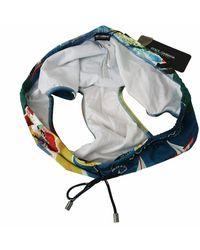 Dolce & Gabbana Sorrento Beachwear Briefs Swimwear Amarillo