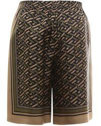 Versace Shorts 10024761A01849 Verde