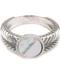 Emanuele Bicocchi Stone Ring - Gris