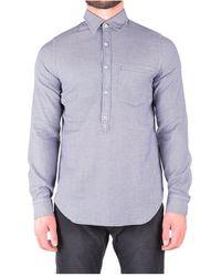 Jacob Cohen Marchio Shirt - Blauw