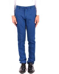 Paolo Pecora - Trousers - Lyst