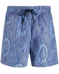 Etro Sea Clothing - Blauw