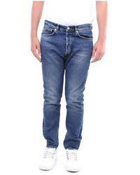 Mauro Grifoni Slim jeans - Azul