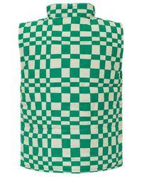 Stussy Vest with Logo - Verde