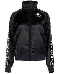 Kappa Sweatshirt - Zwart