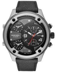DIESEL Watch Ur - Dz7415 - Zwart