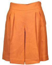 Max Mara Shorts - Oranje