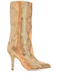 Paris Texas Shoes - Orange
