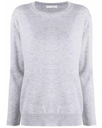 Fabiana Filippi Sweater Mad221w018 - Grijs