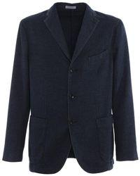 Boglioli Jacket - Bleu