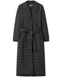 Brixtol Textiles Lila - Zwart