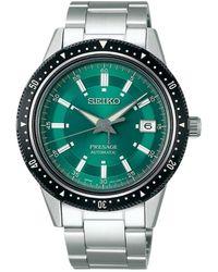 Seiko Presage Watch - Groen
