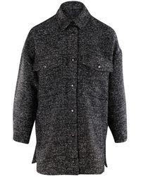 Alix The Label Shirt 20 7402780 - Schwarz