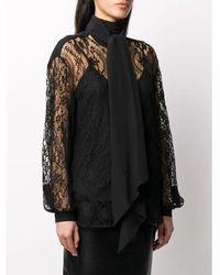 Givenchy Blusa Negro