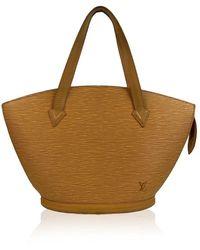 Louis Vuitton Saint Jacques PM Bag - Gelb