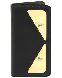 Fendi Iphone Case - Zwart