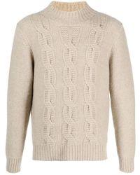 Drumohr Sweater - Naturel