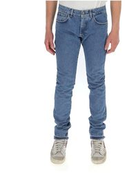 Etro Straight-leg Jeans - Blauw