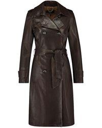 Arma Lorenza trench coat - Marrone