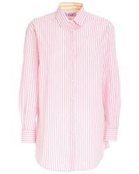 Mc2 Saint Barth Brigitte Shirt - Roze