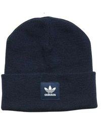 adidas Originals Ac Cuff Knit Hat - Blauw