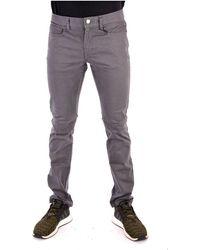 Emporio Armani Trousers - Grijs