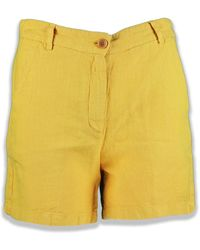 Hartford Shorts - Geel