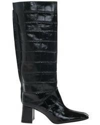 Miista Finola heeled boots - Noir