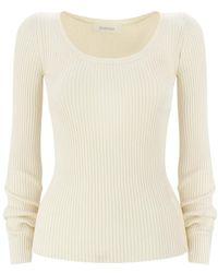 Sportmax Sweater - Wit