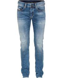 DIESEL Sleenker Jeans - Blauw
