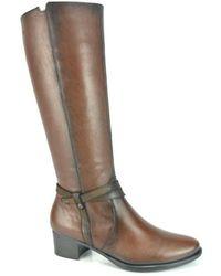 Fluchos Boots Bot + Gar. 3cm - Bruin
