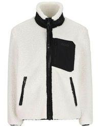 Moose Knuckles M31ms 618155 other materials sweatshirt - Blanco