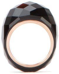 Swarovski Ring - Zwart