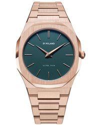 D1 Milano Watch D1-Utbu02 - Pink