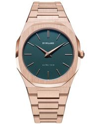 D1 Milano Watch D1-utbu02 - Roze
