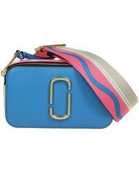 Marc Jacobs Camera Bag Snapshot - Blauw