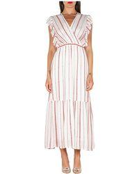 Suncoo Dress - Wit