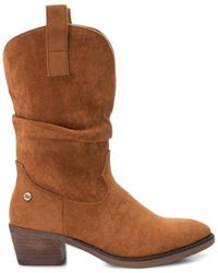 Xti Boots 49475 - Braun