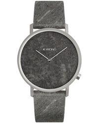 Komono Watch - W4053 - Grau