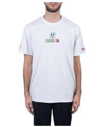 Octopus 21Sots51 t-shirt - Weiß