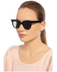 Philipp Plein Branded sunglasses - Noir