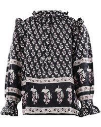 Antik Batik Mandee - Zwart