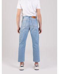 Gcds Jeans - Bleu