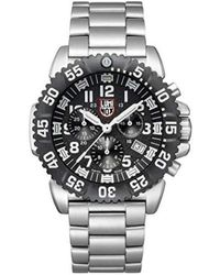 Luminox Mod. Navy Seal Colormark Chrono - Grijs