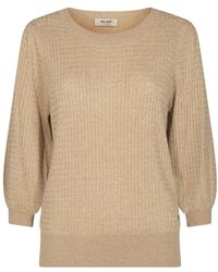 Mos Mosh - O-neck Knitwear - Lyst