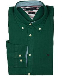 Tommy Hilfiger Shirt - Grün